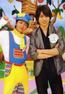 Kenta-kun and Sakurai Sho-kun